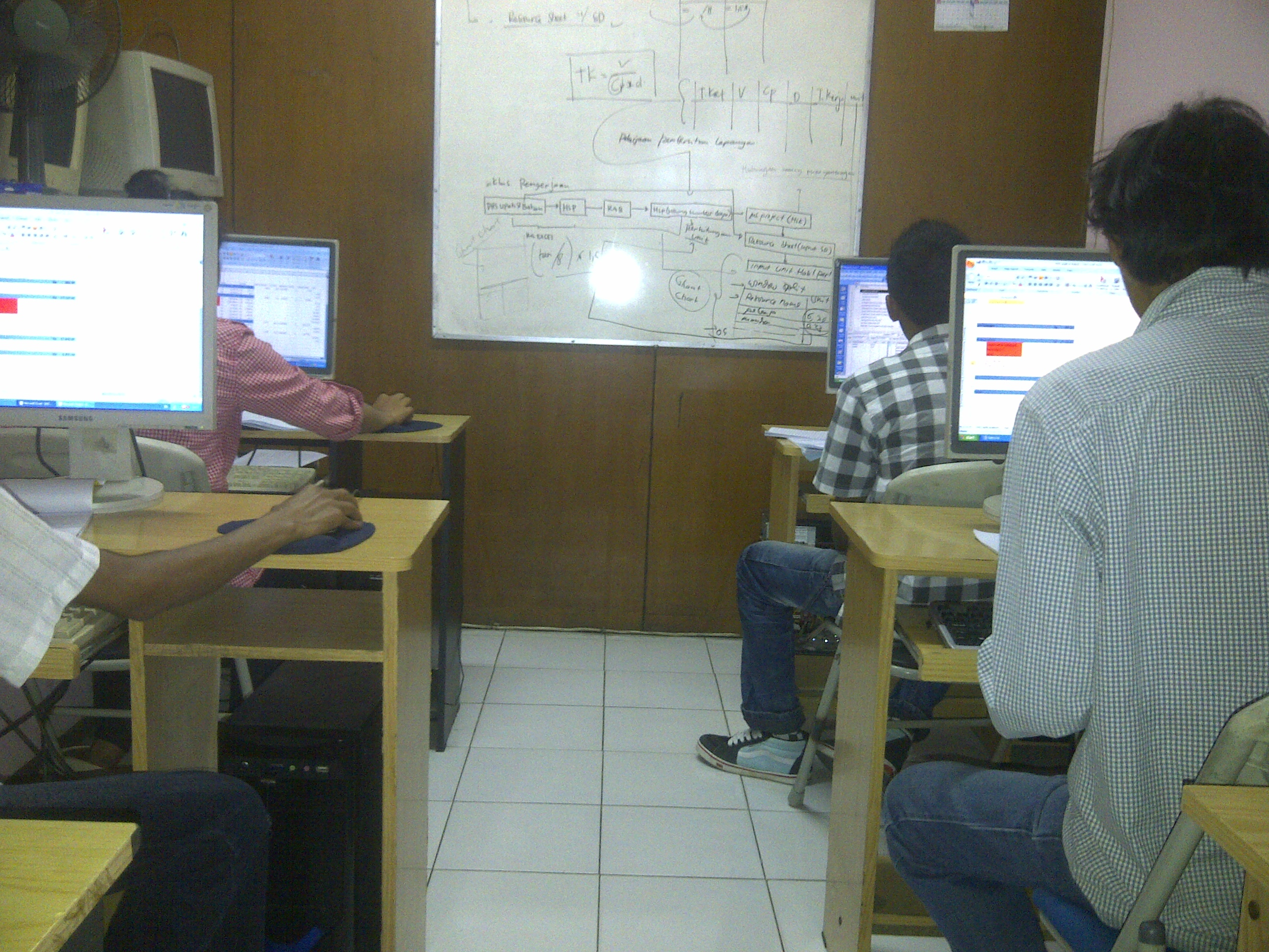 Pelatihan Ms Office