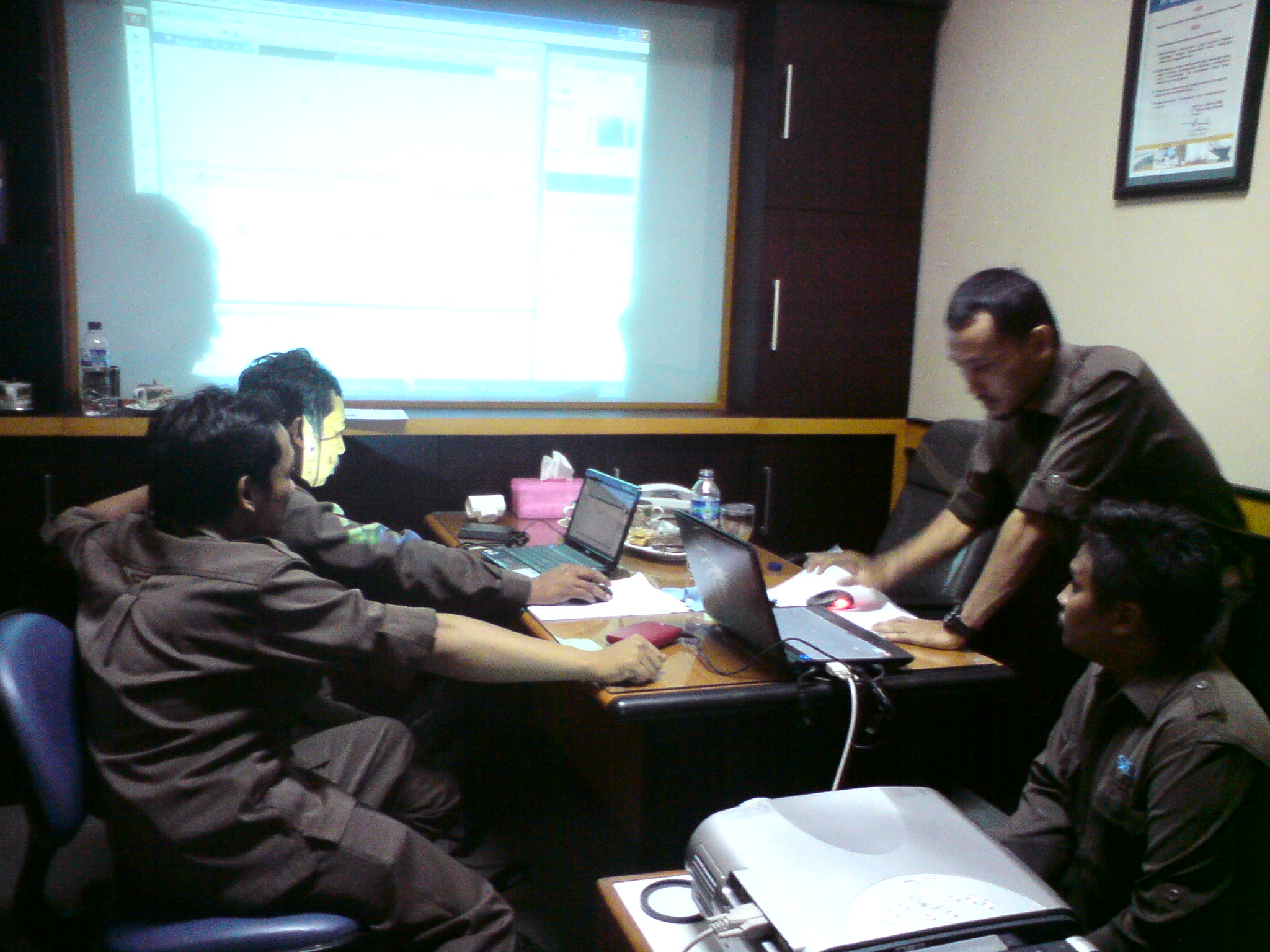 Pelatihan Desan Web
