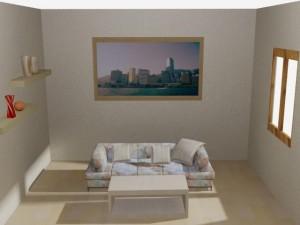 Desain Interior 3D