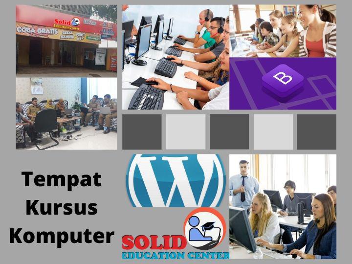 Tempat Kursus Komputer Terlengkap Di Malang