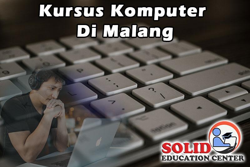 kursus komputer di malang